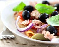 Salade De Concombre Au Thon Centerblog